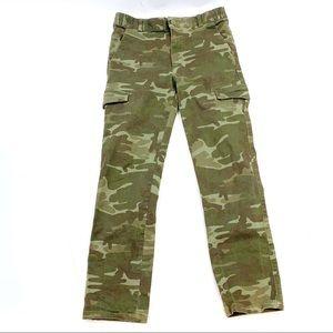 Boys Army Fatigue Cargo Pant